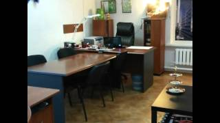 видео Офисный интерьер