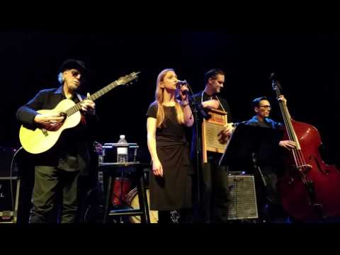 Eilen Jewell  'Down Hearted Blues' 4-30-2017