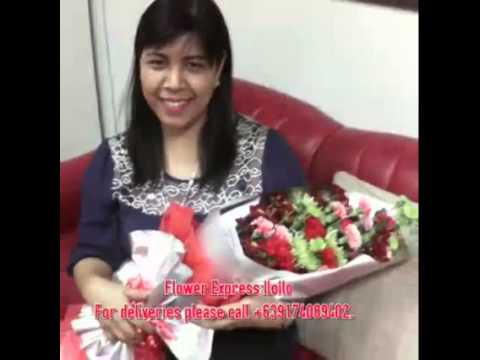 Flowers Delivery to Iloilo