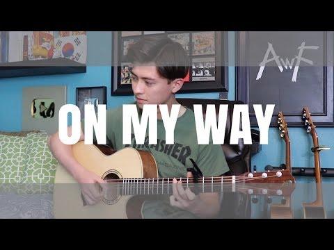 on-my-way---alan-walker,-sabrina-carpenter-&-farruko---cover-(fingerstyle-guitar)-pubg