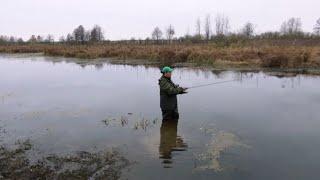 От озера к озеру Разведка новых мест Рыбалка на спиннинг
