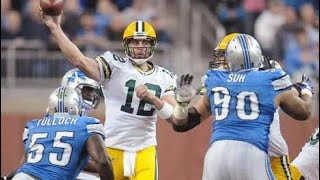 "Green Bay at Detroit ""Rodgers Leads Winning Drive"" (2012 Week 11) Green Bay's Greatest Games"