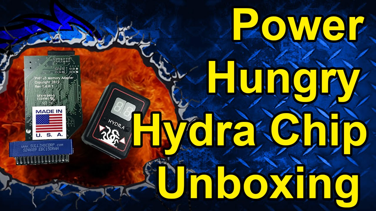 Power Hungry Hydra Chip Green LED for 94-03 7.3L Powerstroke