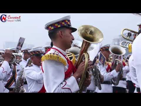 टुँडिखेलमा ६९ औं प्रजातन्त्र दिवस |  Democracy day