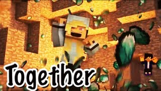 Repeat youtube video ♫ Together ♫ - A Minecraft Parody of Treasure by Bruno Mars