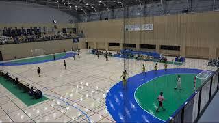 2018IH 女子ハンドボール 栃木商(栃木県)対 境(鳥取県)