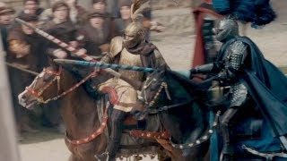 """ROMEO AND JULIET """"The Joust"""" Movie Clip # 1"""
