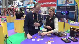 Monster Cafe Overview - NY Toy Fair 2013