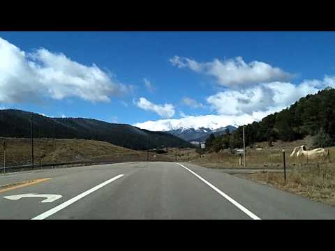 Highway of Legends: Colorado Route 12 Trinidad to Cucharas P