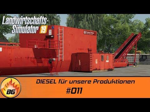 LS19 - SÜDHEMMERN #011 | DIESEL für unsere Produktionen | FS19 | Let's Play [HD]