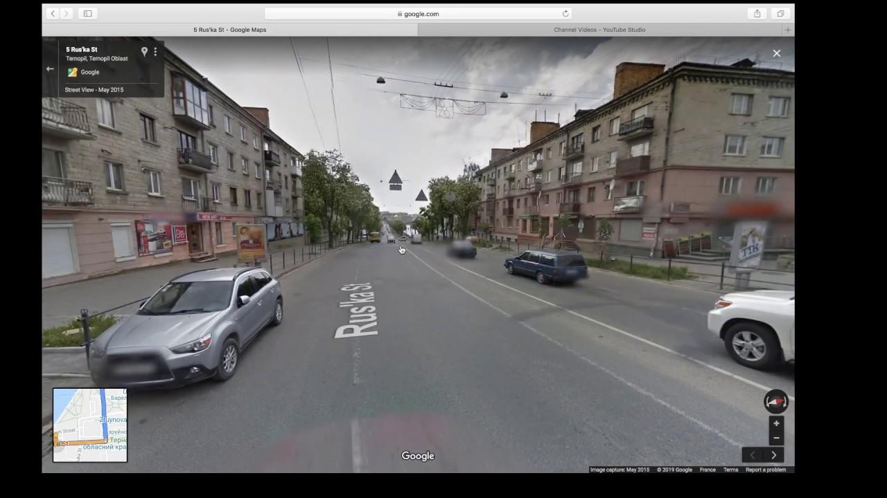 Ternopil, Ternopil Ob. to Lviv, Lviv Ob., Ukraine – Google avenue vie