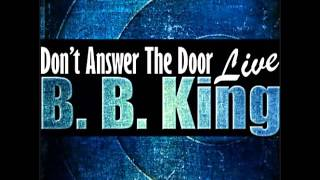 B B  King2013 Going Out Of My Mind Walking Dr  Bill)