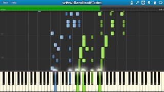 John Philip Sousa - The Liberty Bell - March piano (Synthesia)