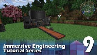 Immersive Engineering Tutorial #9 - Crusher