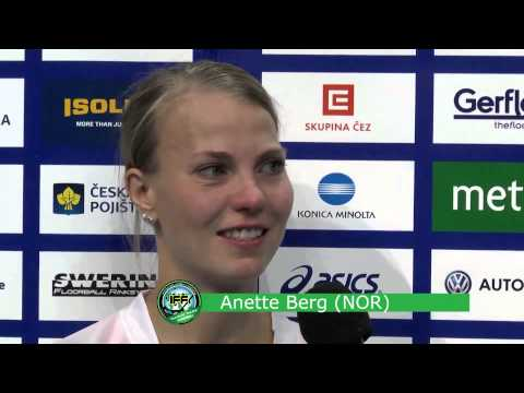 Interview LAT - NOR Anette Berg