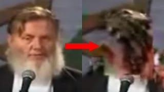4 Horrifying Reptilian Shapeshifters Caught On Tape
