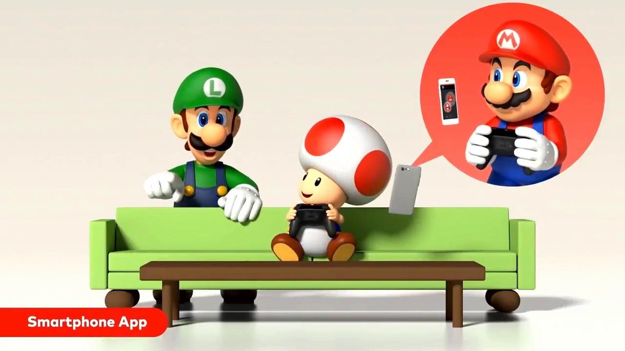 NINTENDO SWITCH ONLINE Trailer (ft. Super Mario)