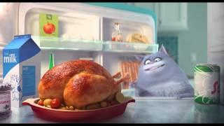 Тайная жизнь домашних животных 2015  Дублированный трейлер 720p