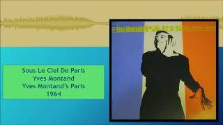 Sous Le Ciel De Paris--Yves Montand