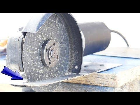 видео: Нереально крутая самоделка из ОБЫЧНОЙ БОЛГАРКИ. Сделай и себе это простое приспособление для УШМ!