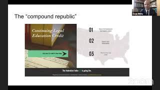 CCS Federalism Index Project Update