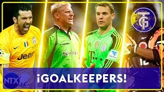 Top 100 Greatest Goalkeeper Saves in Football History I YOU WON´T BELIEVE!