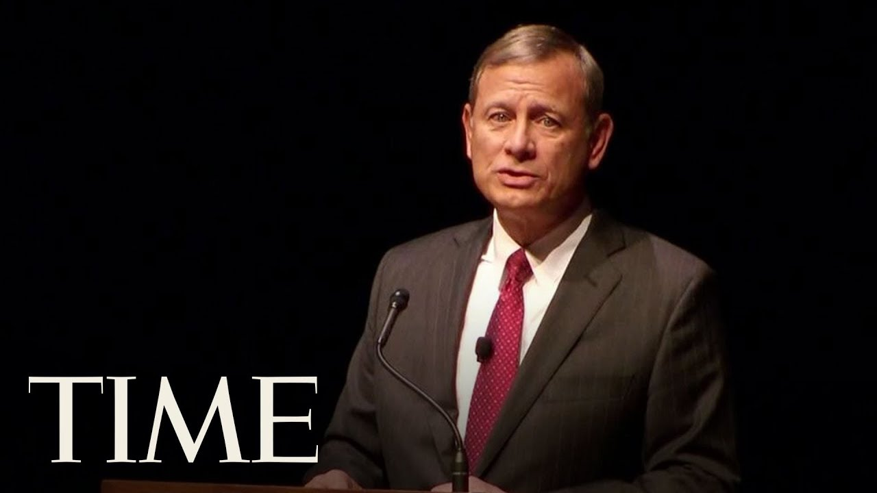 Chief Justice John Roberts Emphasizes Judiciary's Independence After Kavanaugh Confirmation | TIME