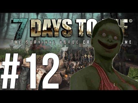 7 Days to Die - บัคช่วยชีวิต! - Alpha³ - (12)