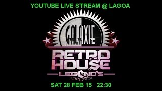 GALAXIE RETRO HOUSE LEGEND