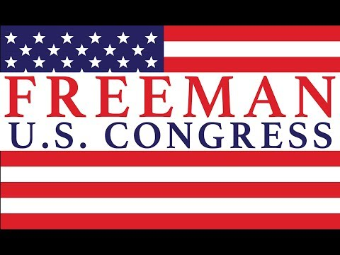 Mark Freeman U.S. Congress District 18