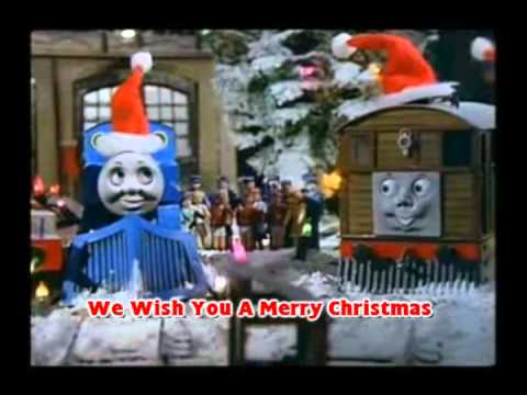 Thomas We Wish You A Merry Christmas Sung By Ringo Starr And George Carlin YouTube