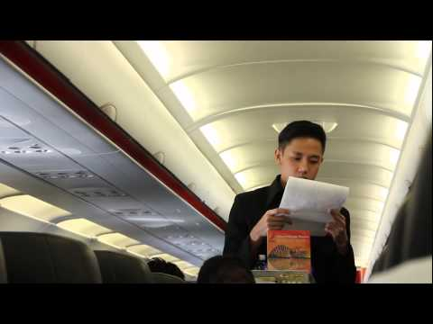 Jetstar Asia Flight Experience: 3K510 Fukuoka to Bangkok