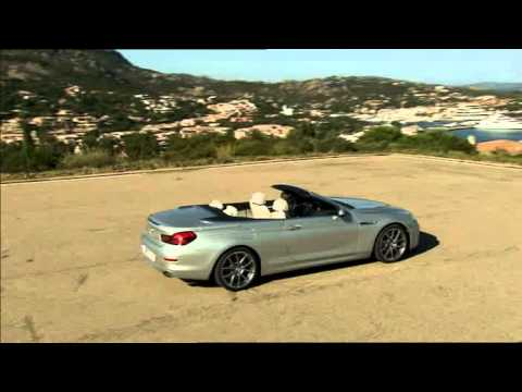 bmw 6er cabrio deutsch youtube. Black Bedroom Furniture Sets. Home Design Ideas