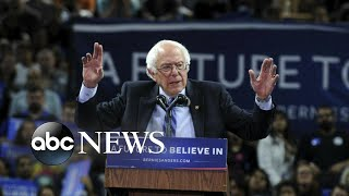 Bernie Sanders Joins The 2020 Presidential Race