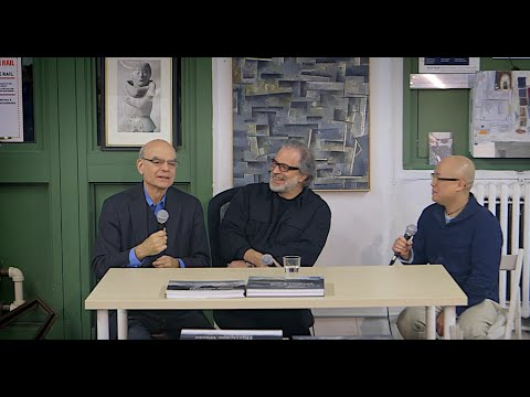The Brooklyn Rail | Clifford Ross in conversation with Jack Flam and Phong Bui