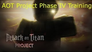 Formation de phase IV AOT Project Roblox - France