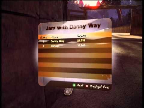 EA Skate 2: Walkthrough - Pro Challenge -...