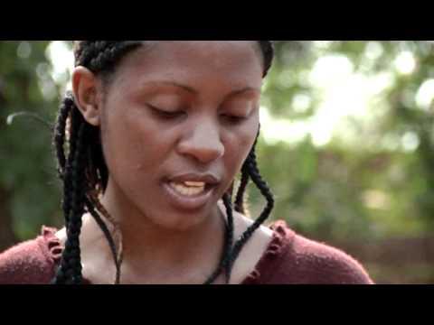 I have Cried - singing rehearsal Make Art Stop AIDS - Malawi