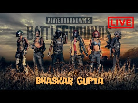 #67 PUBG LIVE WITH BAKCHODI || ITS PUBG TIME || NOOB OF THIS MONTH