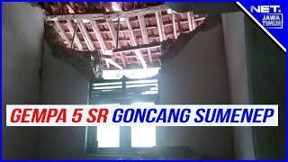 Download Video Gempa Guncang Pulau Raas Sumenep, Aktifitas UNBK Sempat Terhenti - NET. JATIM MP3 3GP MP4