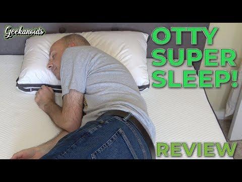 otty-hybrid-mattress-&-adjustable-pillow-review