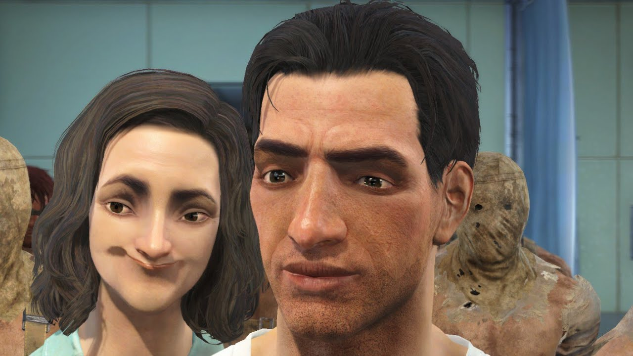 Fallout 4 mod over-animates faces, turns facial expressions into