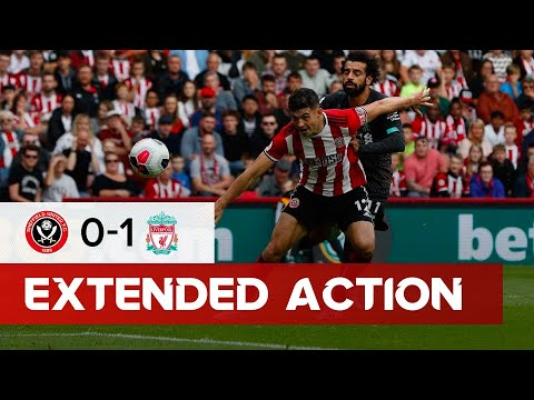 Sheffield United 0-1 Liverpool   Extended Premier League highlights