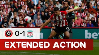 Sheffield United 0-1 Liverpool | Extended Premier League highlights