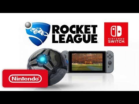 Rocket League - Nintendo Switch Trailer - Nintendo E3 2017