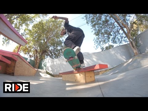 Manny Santiago's House - Skatepark Check
