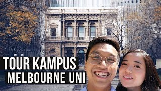 Tour Kampus University of Melbourne