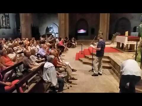 3a. JAM poètica dels Països Catalans 2a part a Santa Maria.