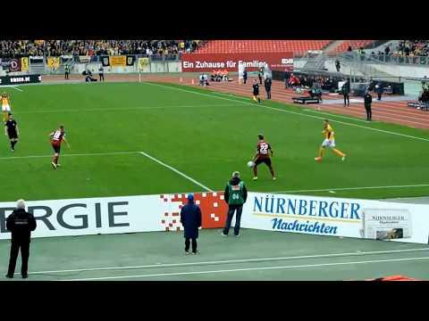 FCN gegen Dynamo Dresden am 22.10.2017 - long version