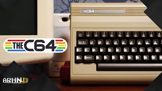 THEC64 - fantastyczna replika Commodore 64!